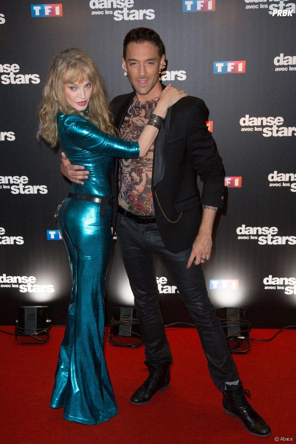 Danse avec les stars 8 : Arielle Dombasle et Maxime Dereymez danseront ensemble !