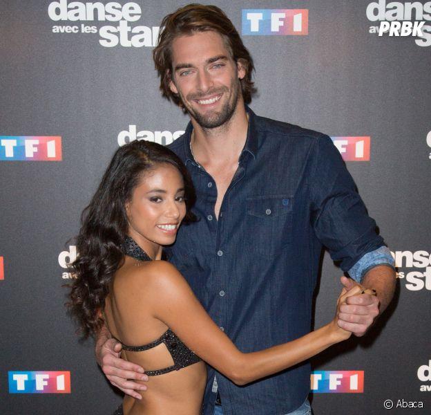 Danse avec les stars 8 : Camille Lacourt et Hajiba Fahmy danseront ensemble !