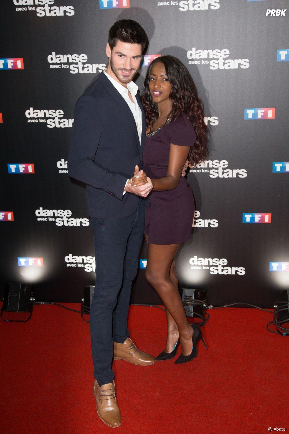 Danse avec les stars 8 : Hapsatou Sy et Jordan Mouillerac danseront ensemble !