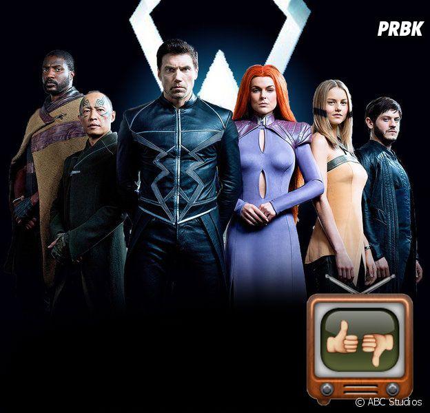 Inhumans : notre avis sur la nouvelle série de Marvel