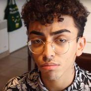 """Bilal Hassani victime d'homophobie, il pousse un coup de gueule sur YouTube : """"vous abusez !"""""""
