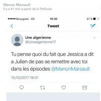 Manon Marsault de nouveau en couple avec Julien Tanti, elle explique pourquoi et clashe Jessica