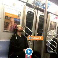 La meilleure technique pour mater une vidéo dans le métro 👏