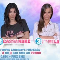 Estimations Secret Story 11 : Cassandre éliminée, Kamila et Barbara sauvées selon les sondages