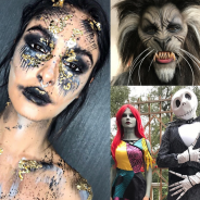 Nabilla Benattia, Heidi Klum... les plus grosses transformations des stars pour Halloween
