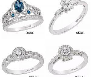 Disney x H. Samuel : transformez-vous en princesse avec les bagues de fiançailles inspirées de Cendrillon !