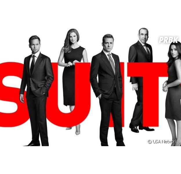 La série Suits, c'est terminé pour de bon — Meghan Markle
