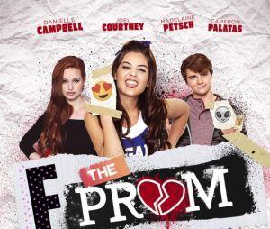 F the Prom : découvrez l'affiche du film avec Madelaine Petsch et Danielle Campbell