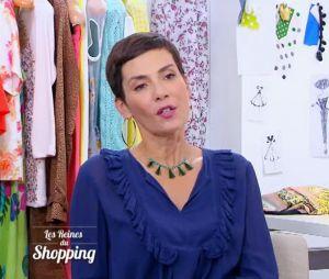"""Cristina Cordula choquée par les poils d'une candidate des Reines du Shopping : """"c'est de la pollution visuelle"""""""