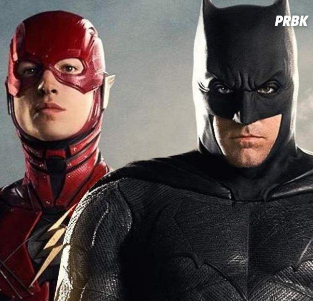 Batman : Ben Affleck bientôt remplacé pour le film sur The Flash