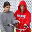 Selena Gomez : sa famille ne serait pas fan de Justin Bieber !