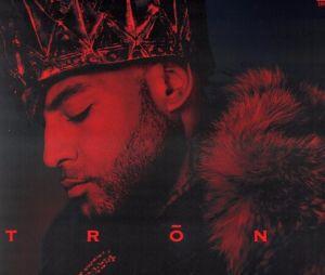 """L'album """"Trône"""" de Booba"""