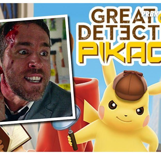 Détective Pikachu : Ryan Reynolds va jouer le Pokemon au cinéma