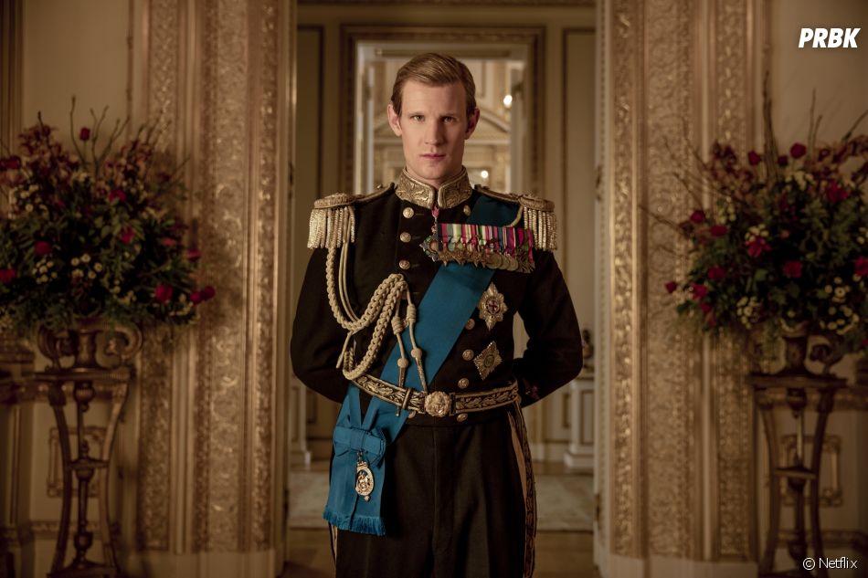 The Crown saison 2 : Matt Smith dans le rôle de Phillip