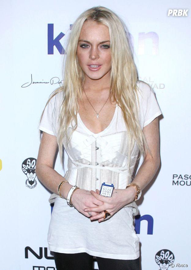 Lindsay Lohan en 2009
