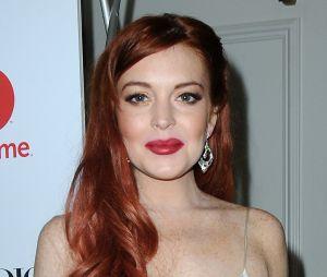 Lindsay Lohan en 2011