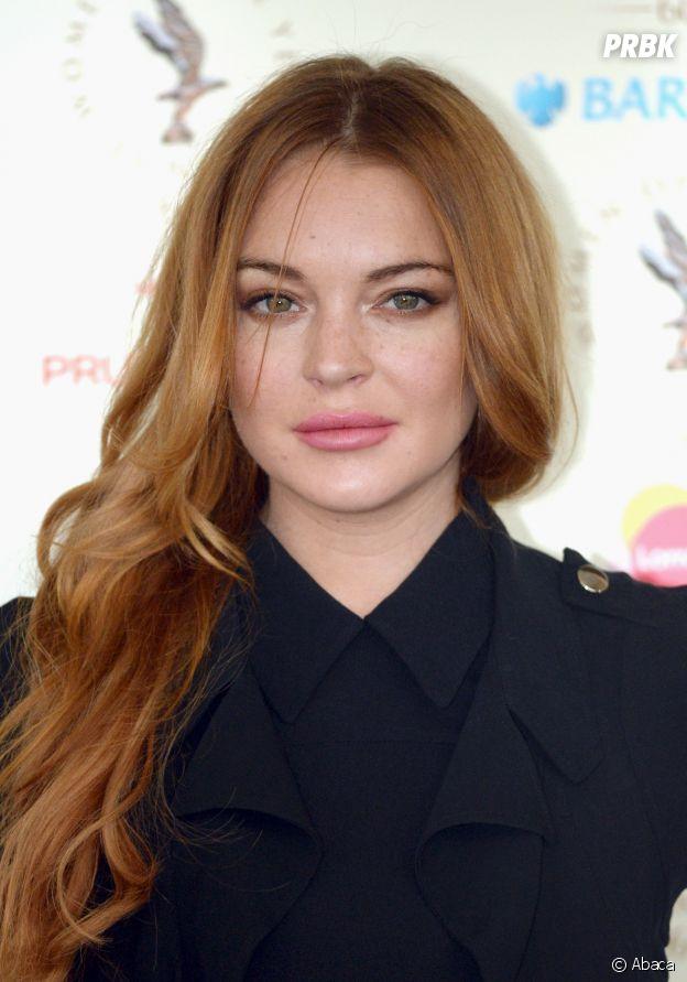 Lindsay Lohan en 2014