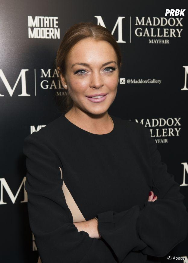 Lindsay Lohan en 2016