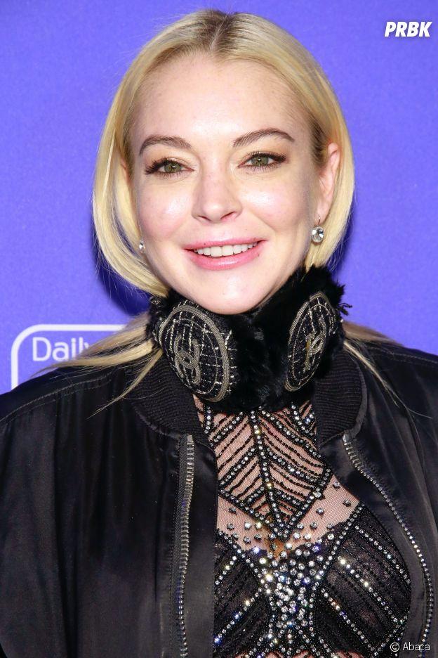 Lindsay Lohan en 2017