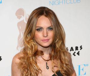 Lindsay Lohan en 2008