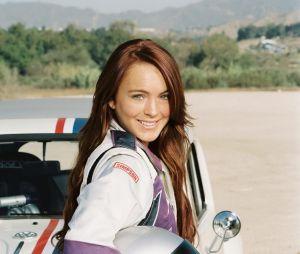 Lindsay Lohan dans La Coccinelle revient en 2005