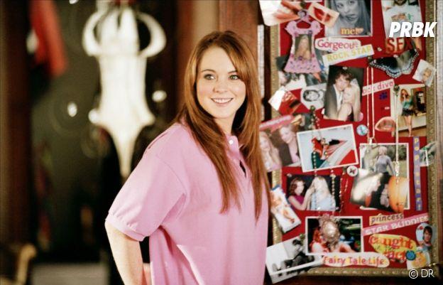 Lindsay Lohan dans Lolita malgré moi en 2004