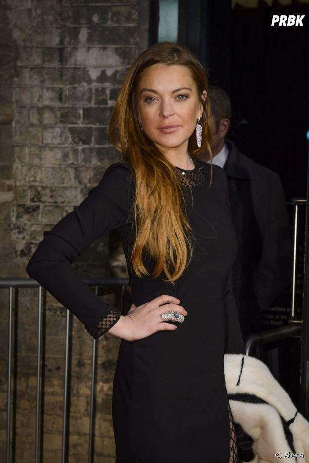 Lindsay Lohan en 2015