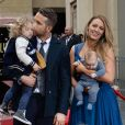 Blake Lively, Ryan Reynolds et leurs deux filles James et Ines