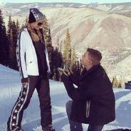 Paris Hilton fiancée à son petit ami Chris Zylka : elle partage toute la demande sur Instagram 💍