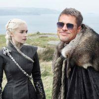 Game of Thrones : Brad Pitt prêt à payer 120 000$ pour voir un épisode avec... Emilia Clarke