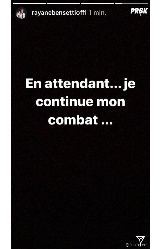 Rayane Bensetti triste : il inquiète encore plus ses fans avec ce message