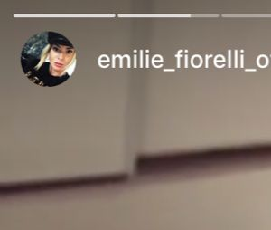 Emilie Fiorelli enceinte et clashée pour avoir mis du vernis à ongles