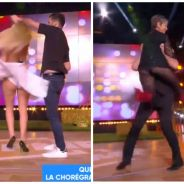 Kelly Vedovelli et Isabelle Morini-Bosc : leur culotte se dévoile en plein porté façon Dirty Dancing