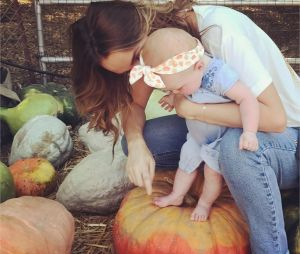 Camilla Luddington (Grey's Anatomy) et sa fille Hayden