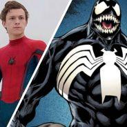 Venom : Tom Holland devrait jouer Spider-Man dans le film