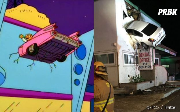 Les Simpson ont prédit cet accident