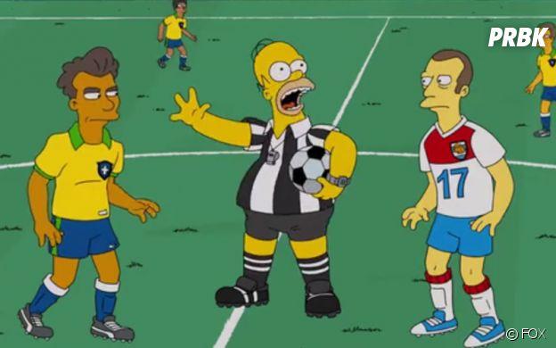Les Simpson ont prédit le scandale de la FIFA