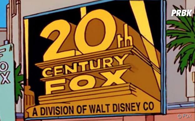 Les Simpson ont prédit le rachat de FOX par Disney