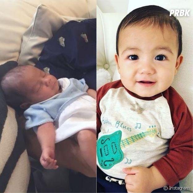 Cristiano Ronaldo : ses jumeaux Eva et Mateo ont bien grandi !