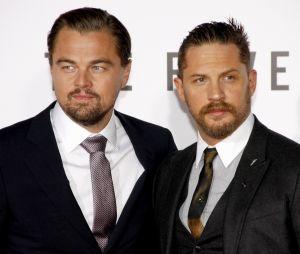 Tom Hardy se fait tatouer le prénom de Leonardo DiCaprio après avoir perdu un pari avec lui !