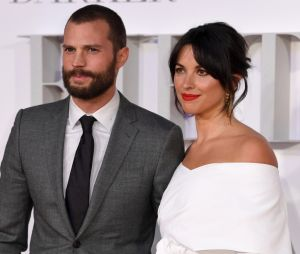 Jamie Dornan : sa femme Amelia Warner n'a jamais regardé Fifty Shades of Grey (Cinquante nuances de Grey) !