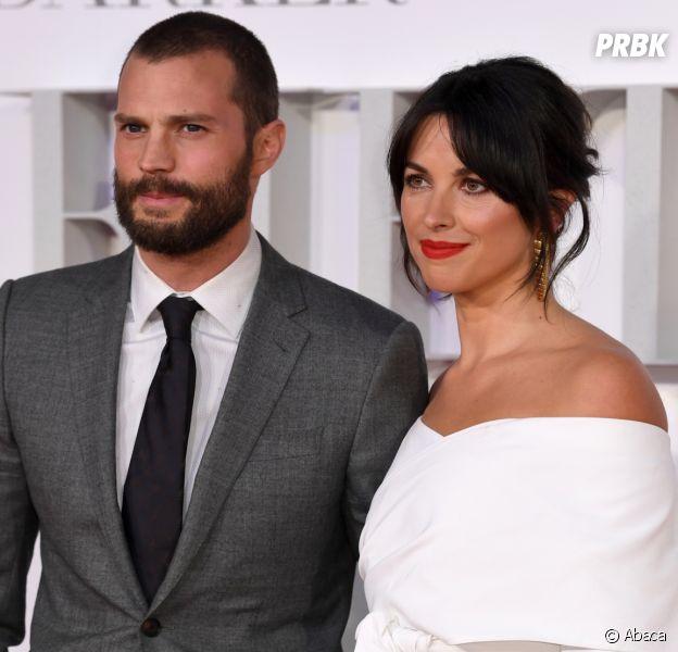 Jamie Dornan : sa femme Amelia Warner n'a jamais regardé Fifty Shades of Grey (Cinquante nuances de Grey) !