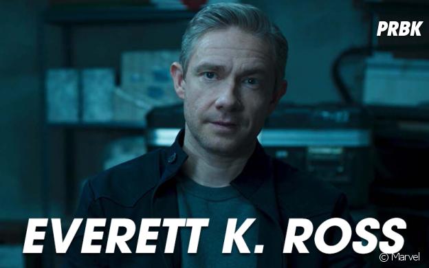 Black Panther : qui est Everett K. Ross ?