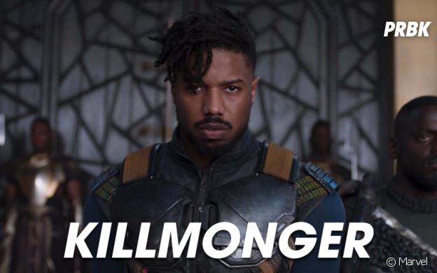 Black Panther : qui est Killmonger ?