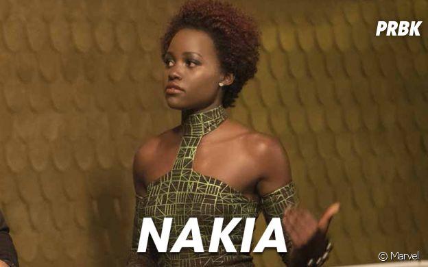 Black Panther : qui est Nakia ?