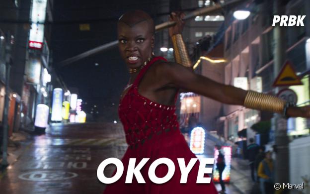 Black Panther : qui est Okoye