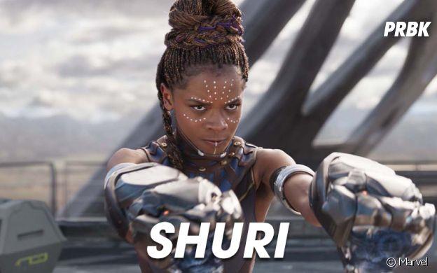 Black Panther : qui est Shuri ?