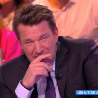 """Benjamin Castaldi lâche un """"gaz hilarant"""" en direct dans TPMP, énorme fou rire en plateau 😂"""