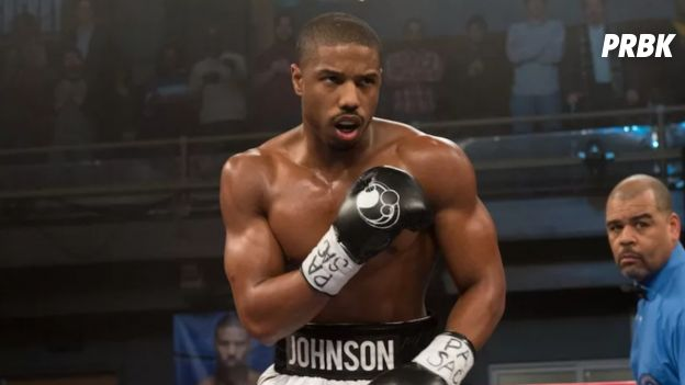 Michael B. Jordan dans Creed