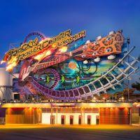Disneyland Paris : dites adieu au Rock 'n' Roller Coaster, il sera transformé sur le thème Marvel